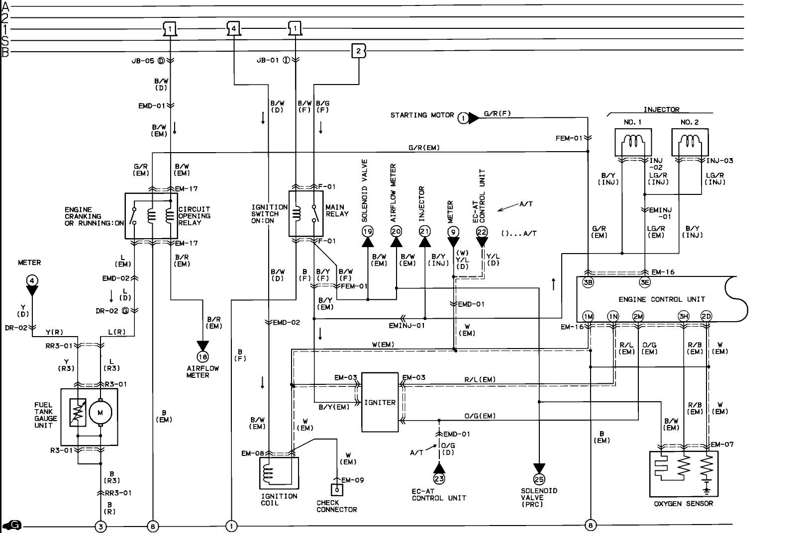 2003 mazda mpv wiring diagram wiring diagram pictures u2022 rh mapavick co  uk Briggs Coil Wiring Diagram Ford Coil Wiring Diagram
