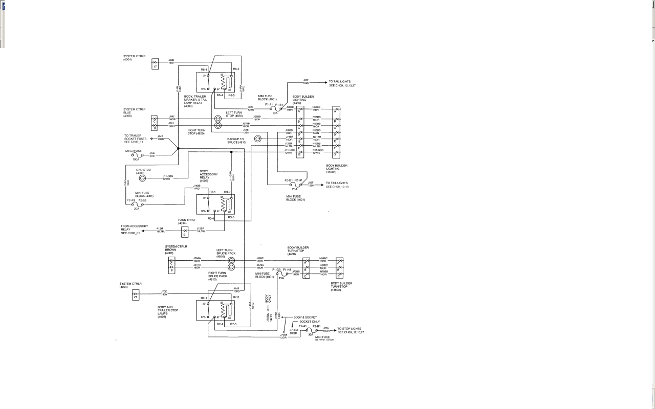 international 4400 wiring diagrams  diagram  auto wiring