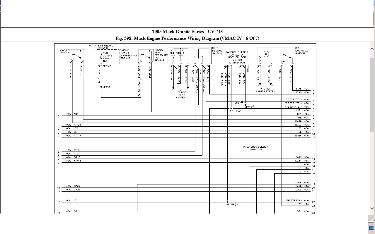 WRG-5568] Mack Ch612 Wiring Diagram on mack cl733, mack cv713, mack rb690s, mack td713, mack ms200, mack mh600, mack rw713, mack ch series, mack dm686s, mack cl713, mack rw613, mack trucks, mack mh613, mack rd688sx, mack cxn613, mack ch613, mack td, mack chn613, mack rd690s, mack chn,
