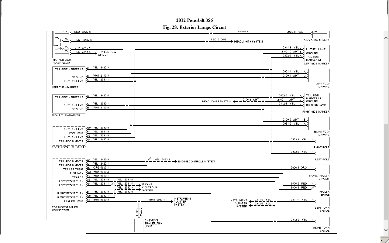 Single Node Wiring Diagram