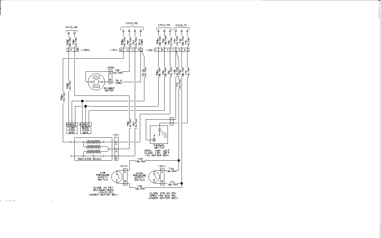 WRG-1835] 2008 International 9200i Fuse Box Diagram