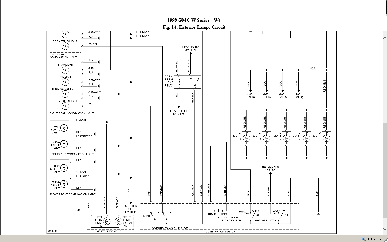 8dh0y Looking Wiring Diagram 98 Gmc 4500 Isuzu Npr Back on gmc w4500 wiring diagram