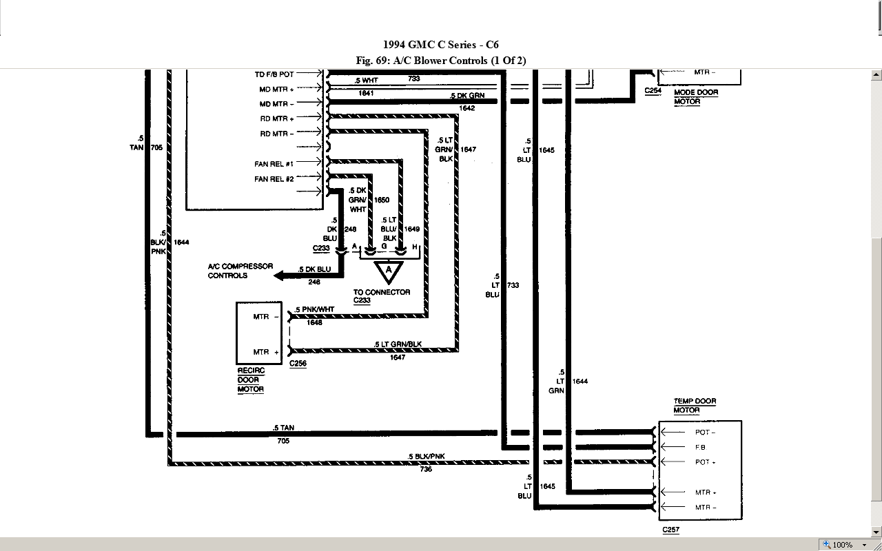 04 Gmc 7500 Wiring Diagram