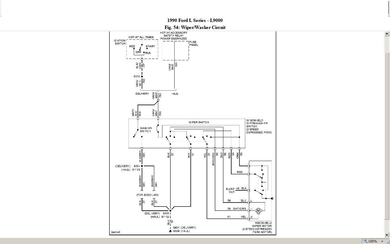 Ford L9000 Wiring Diagram - Wiring Diagram Data hill-correction -  hill-correction.portorhoca.ithill-correction.portorhoca.it