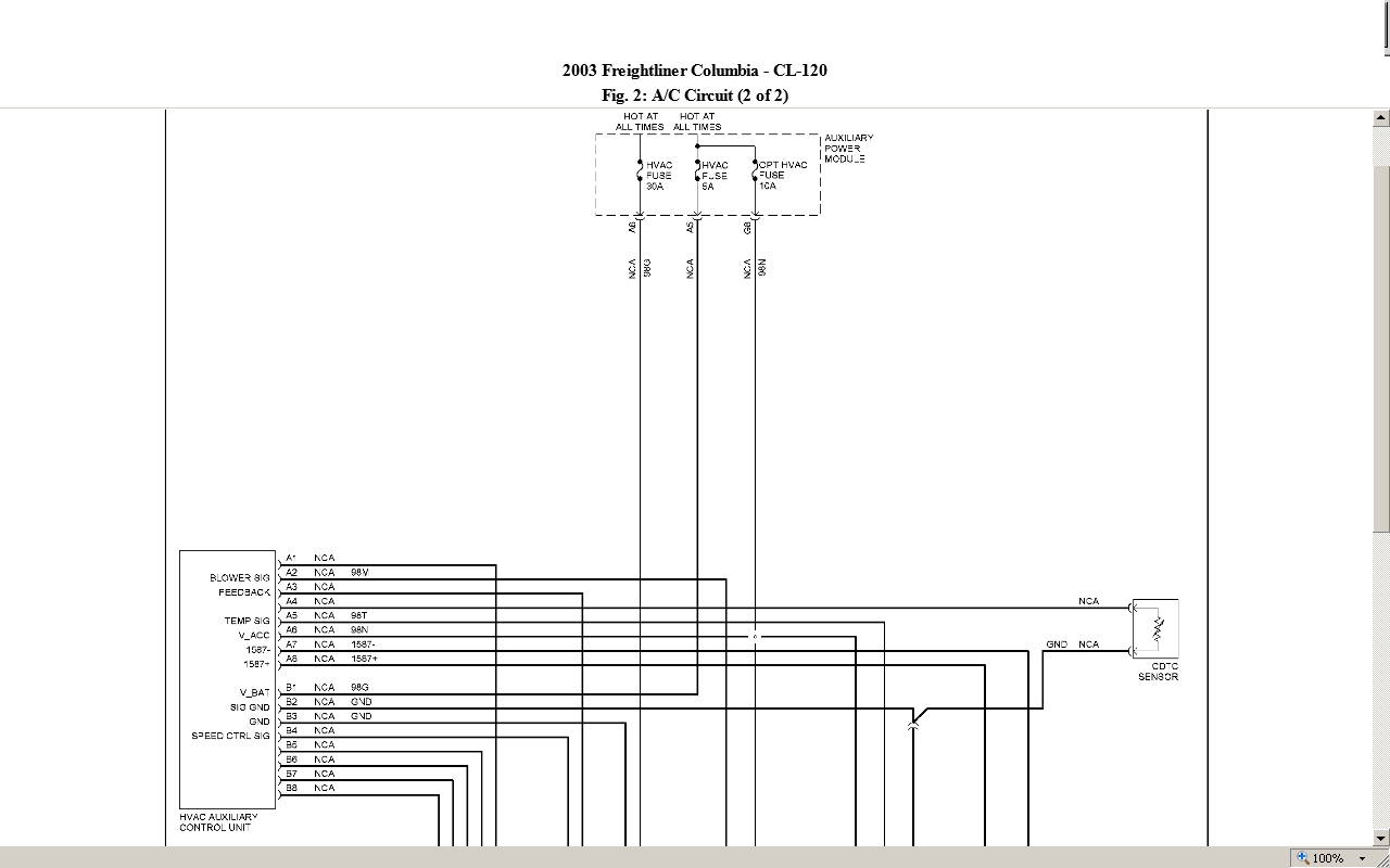 need diagrams to find a short in a 2003 freightliner ... 2007 freightliner columbia wiring schematic 2003 freightliner columbia wiring diagram