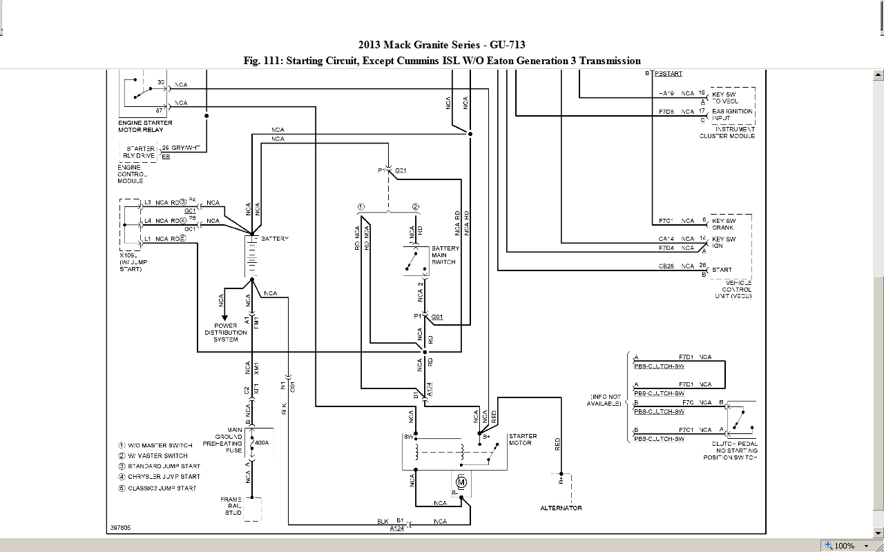 i need a wiring schematic for the key switch  start and