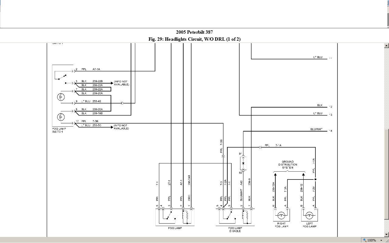 365 Peterbilt Starter Wiring Diagram Schematics Diagrams 1989 378 Schematic For Brake 2010 386