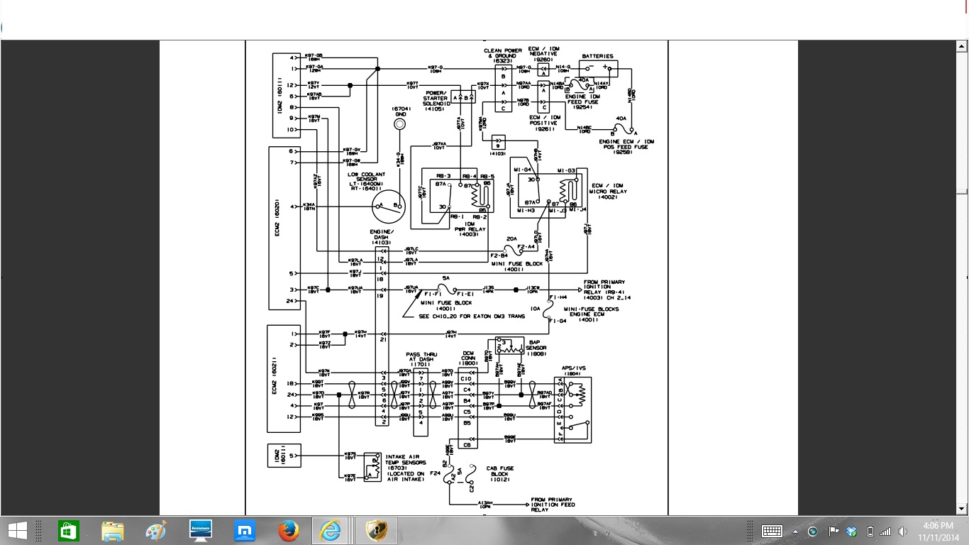 Dt466 Wiring Diagram Diagrams Engine Ecm Fuel Check Valve International 2007