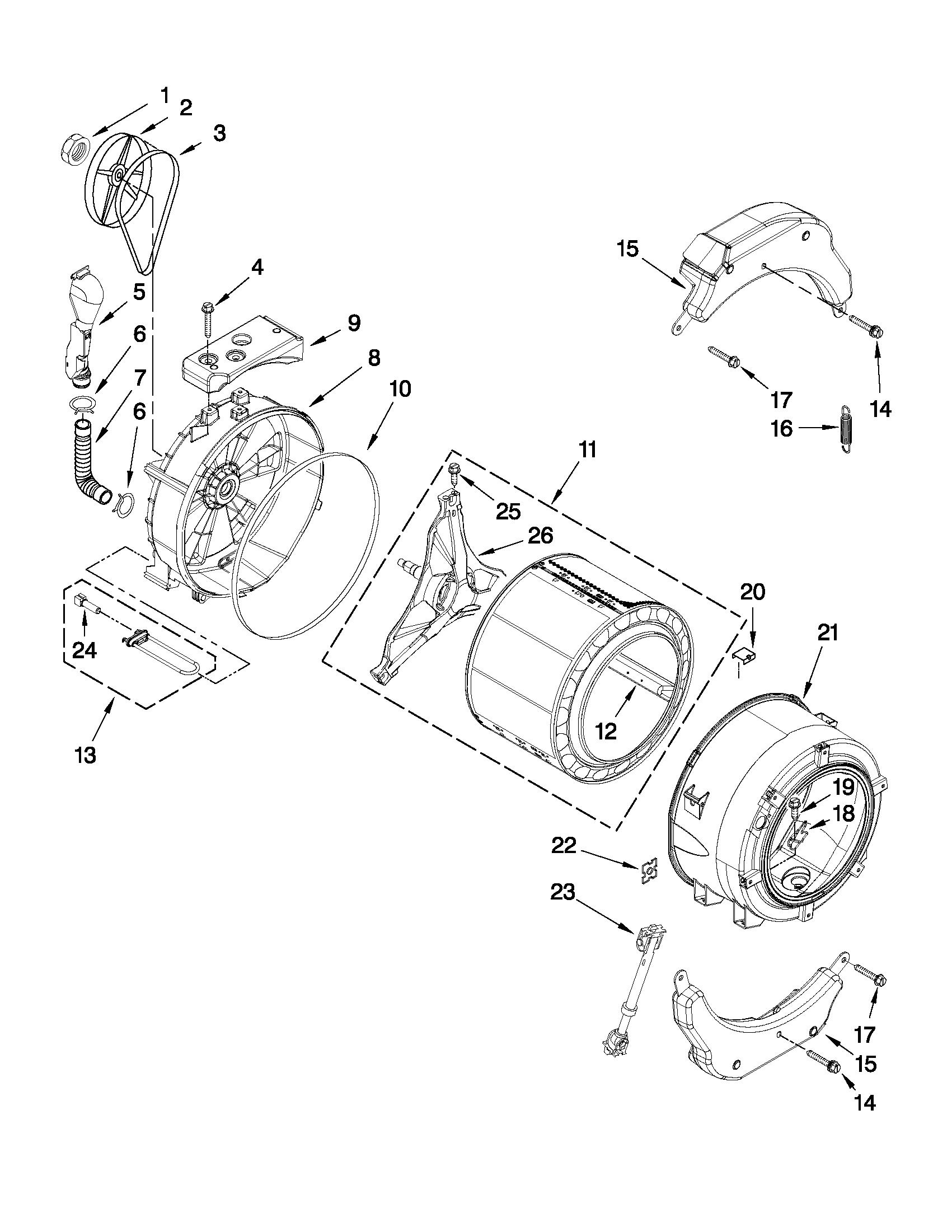 Whirlpool Duet Wfw9250ww02 Has Code F3 E2