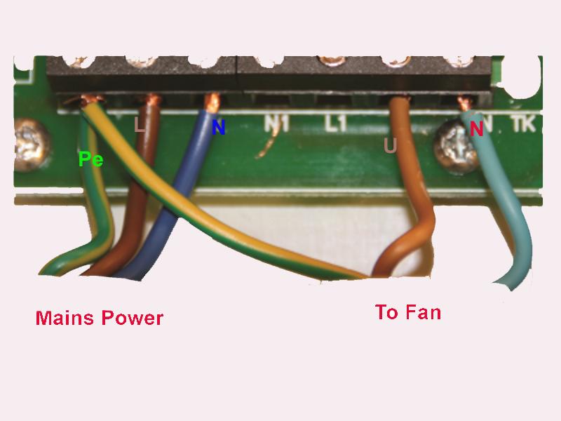 fan controller wiring diagram derale 2016