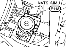 what are the steps to replacing puter ecm and immobilizer on a Nissan Armada Engine as for the ecm this is plug and play really here is a diagram of it s location you just unplug it and remove the brackets then install the new one and