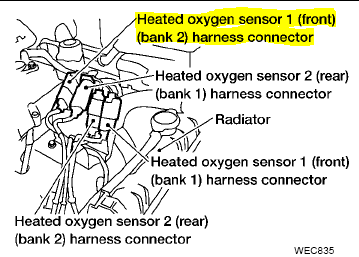 2002 nissan sentra xe sensor replacement, need to know ... nissan sentra o2 sensor wiring diagram