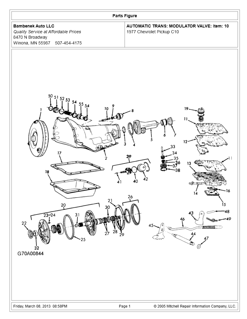 Chevy 350 Valve Diagram Wiring Diagrams Transmission Vacuum Adjustment On A Autos Post Turbo V8 Engine