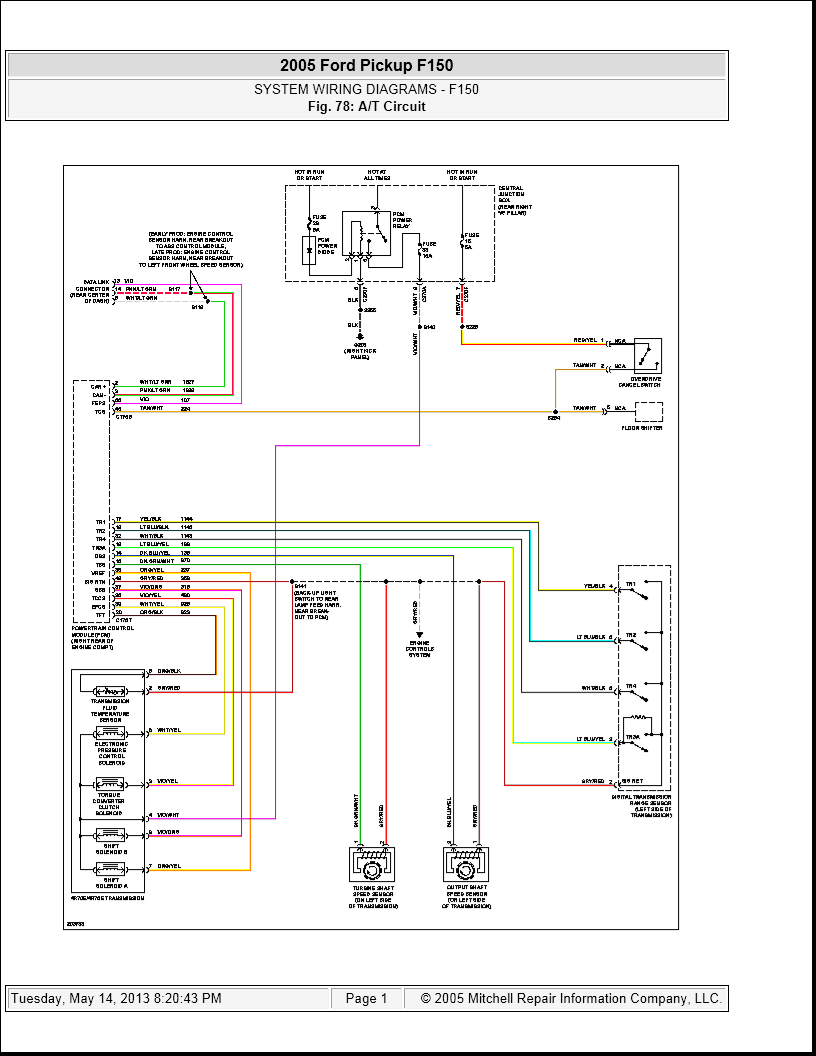 Ford F550 Fuel Pump Wiring Diagram Trusted 2001 F 550 2005 250 5 4 3 Valve Schematic