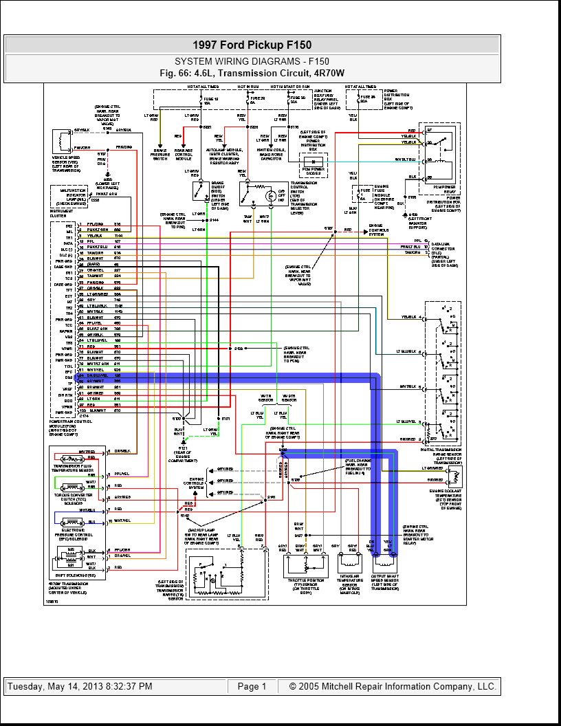 1997 f150 4 6 pcm wiring diagram   32 wiring diagram