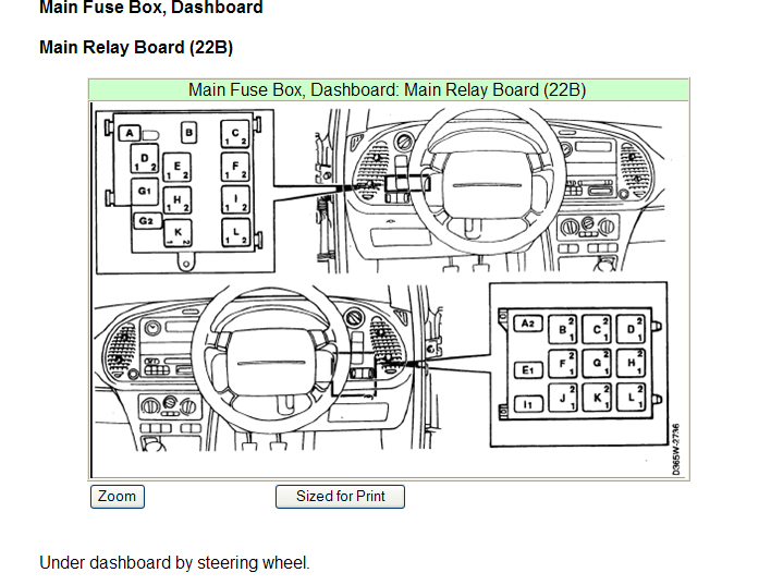 1997 saab 900 fuse box wiring diagramhow do i get to the relays that are under dash of my 1996 saab 900