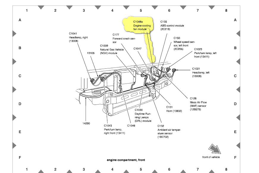 2005 ford crown victoria fuel pump wiring diagram 1997