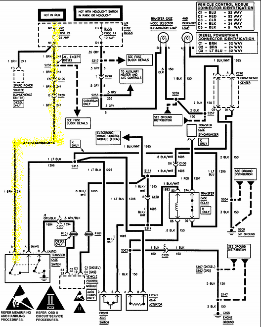 4x4 Wiring Diagram