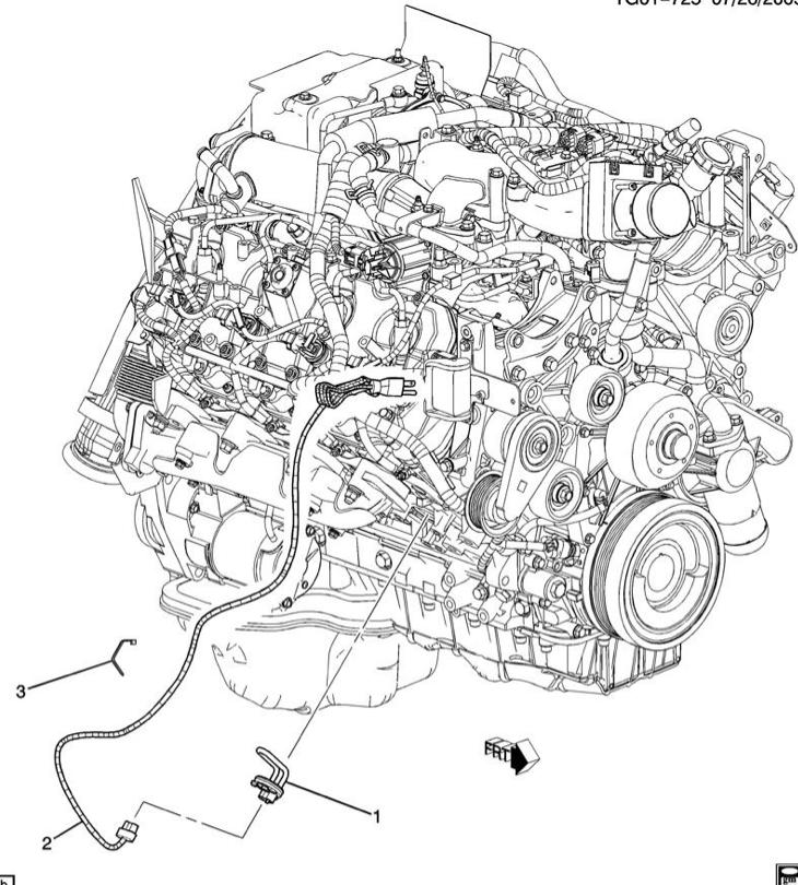I Have A Gmc Savana With Duramax  6 6  Engine  2006  45 K