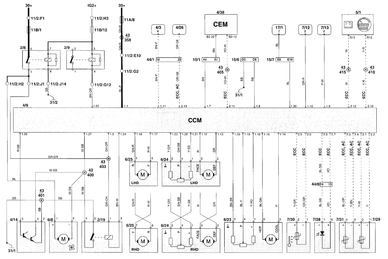 2009 12 09_122422_S40_wiring_blower_motor_resistor towbar wiring diagrams 3 phase panel wiring diagram ford f150 volvo v70 towbar wiring diagram at fashall.co