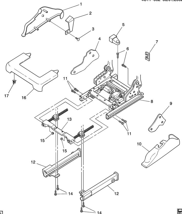 Full Size Image: Buick Lucerne Underseat Fuse Box Problem At Ultimateadsites.com