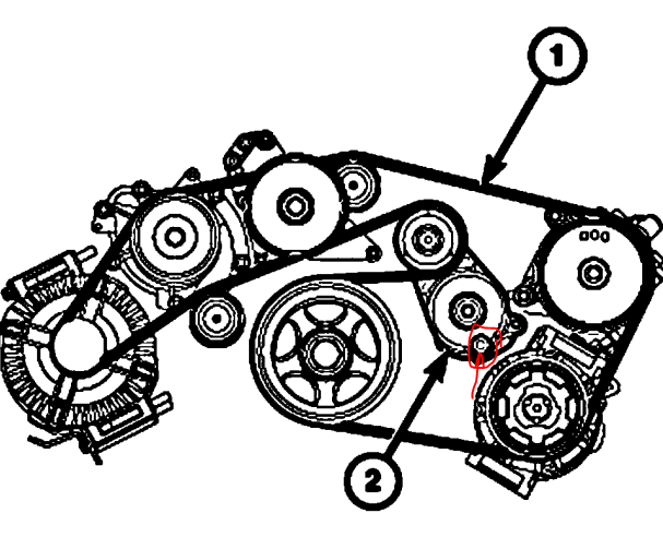 dodge charger 5 7 serpentine belt diagram html