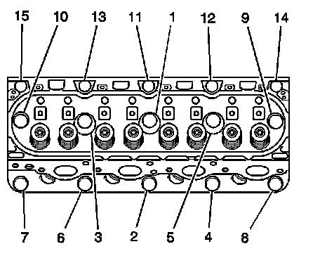 2008 silverado 1500 lt 5 3 engine needs a torque for the