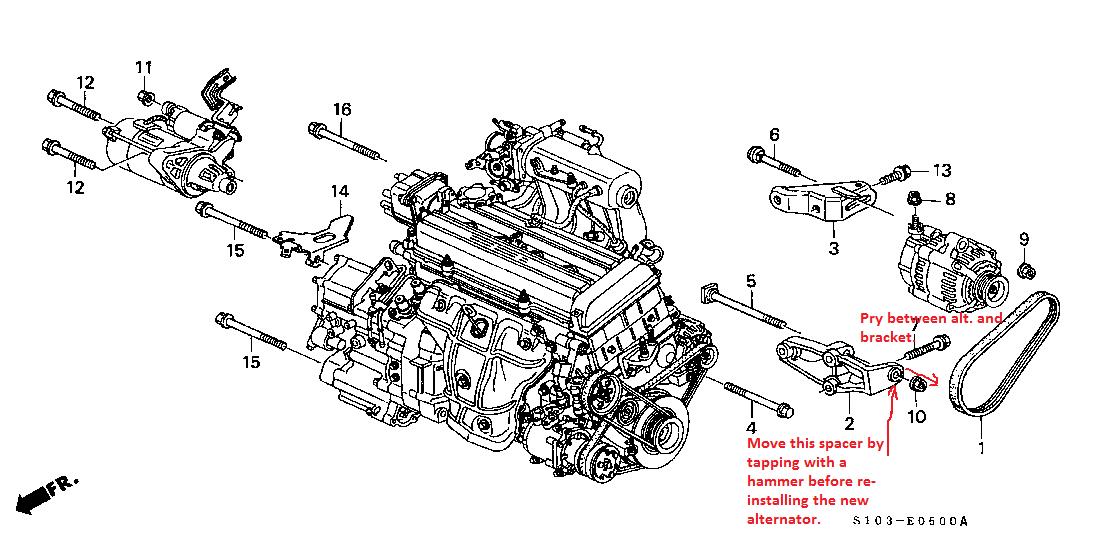 2003 honda crv transmission diagram honda auto parts catalog and diagram. Black Bedroom Furniture Sets. Home Design Ideas