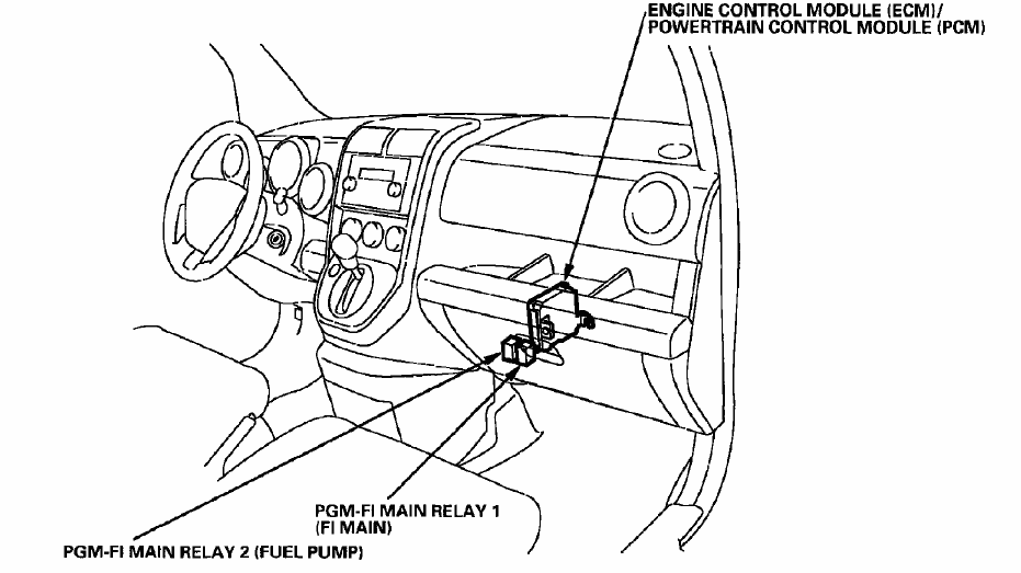 2014 07 14_214407_screenshot_60 2003 honda element do not have power to my fuel pump plug at the 2004 honda element fuse box diagram at bayanpartner.co