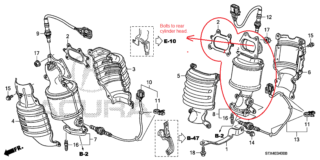 How To Fix Catalytic Converter Without Replacing >> Transmission System: P0847 and P0872 and P0420 Could I fix ...