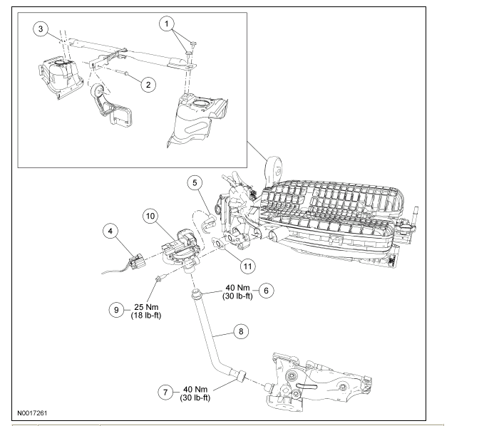 How Do I Remove The Egr From A 2005 Ford Freestyle