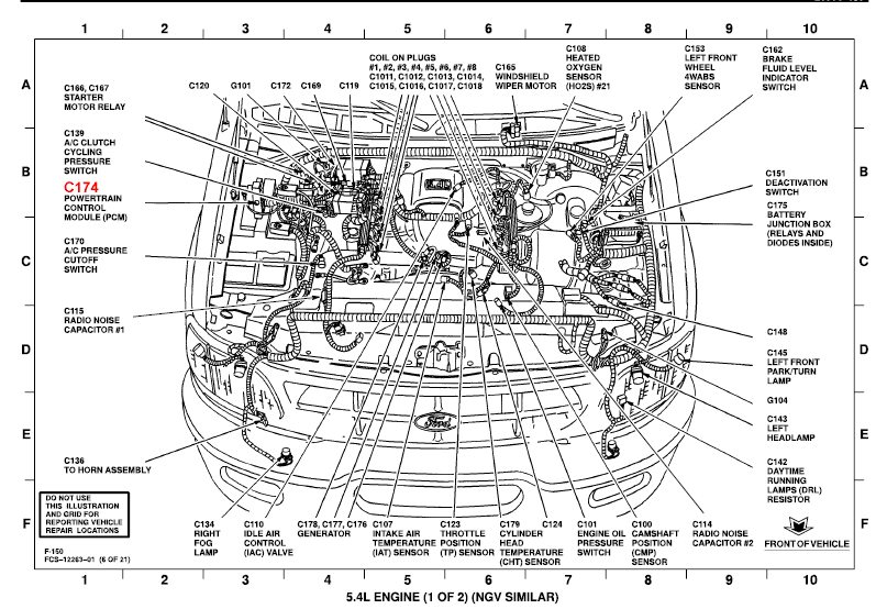 coil pack 2003 ford expedition wiring diagram html