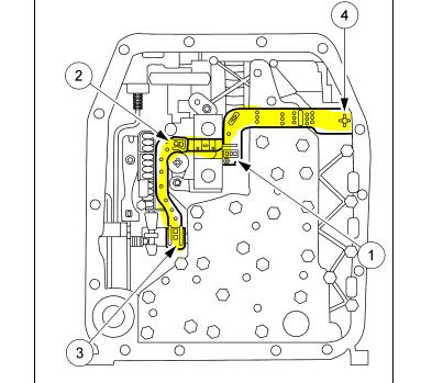 F150 Transmission Temperature Sensor