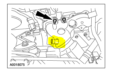 Ford F 150 2004 Ford F150 Location Of The Temperature Sender further 128018 Temp Control Switch In Heater Hose 2 in addition 2003 Ford Focus Ecu Location also Chevy Impala 3 8 L Engine Diagram also 1985 Ford F 150 Engine Diagram. on f150 radiator diagram