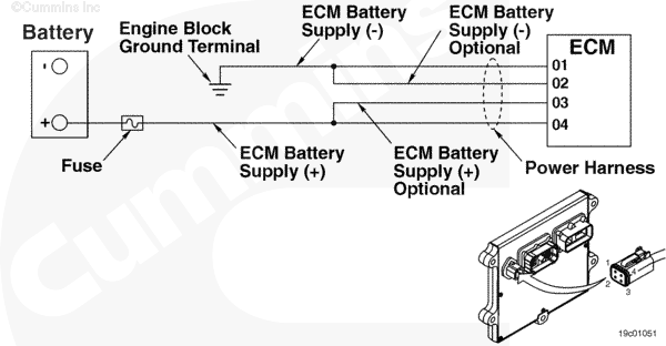 diagram cummins ism ecm wiring diagram full version hd