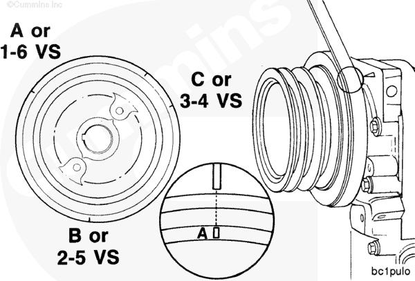L10 stc Injector adjustment