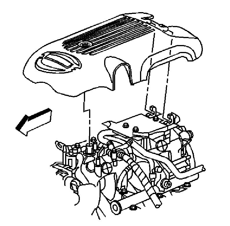 Removal Procedure Needed For 2005 Chevy Silverado Oil
