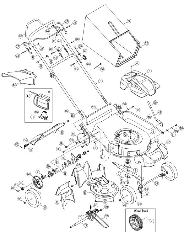 i need to replace the drive cable on cub cadet model 12a