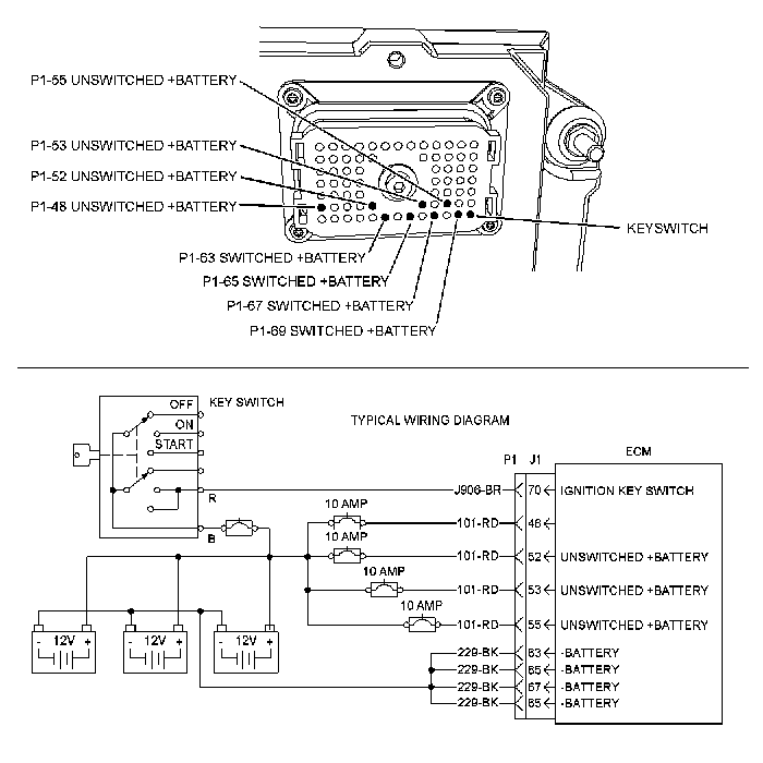 cat c15 70 pin ecm wiring diagram - somurich.com c15 ecm wiring diagram 2005 c15 ecm wire diagram #2