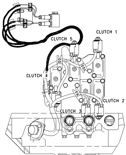 D5m serial trans serial # 2EY02894 engine serial # 1CKI4240