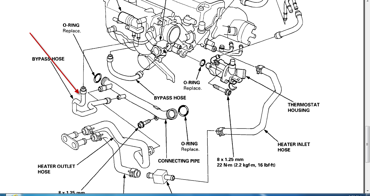 2002 Honda Accord Timing Belt likewise Husqvarna Mower Parts Diagram Lawn Repair Manual Near Me Tractor Store Uk Efficient Snapshot For in addition 2009 F150 Blend Door Motor Replacement besides Check Engine Code Po132 69466 furthermore Item94876814. on honda accord engine parts diagram