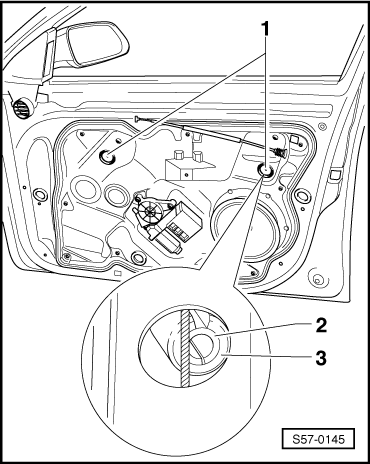 I Have 2008 Octavia Tdi Some Sensor In The Driver Side Doorfor