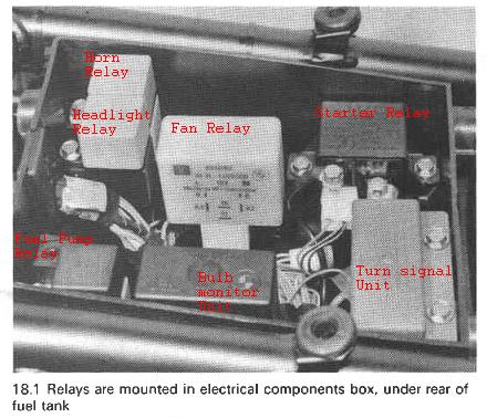 K Relay Box