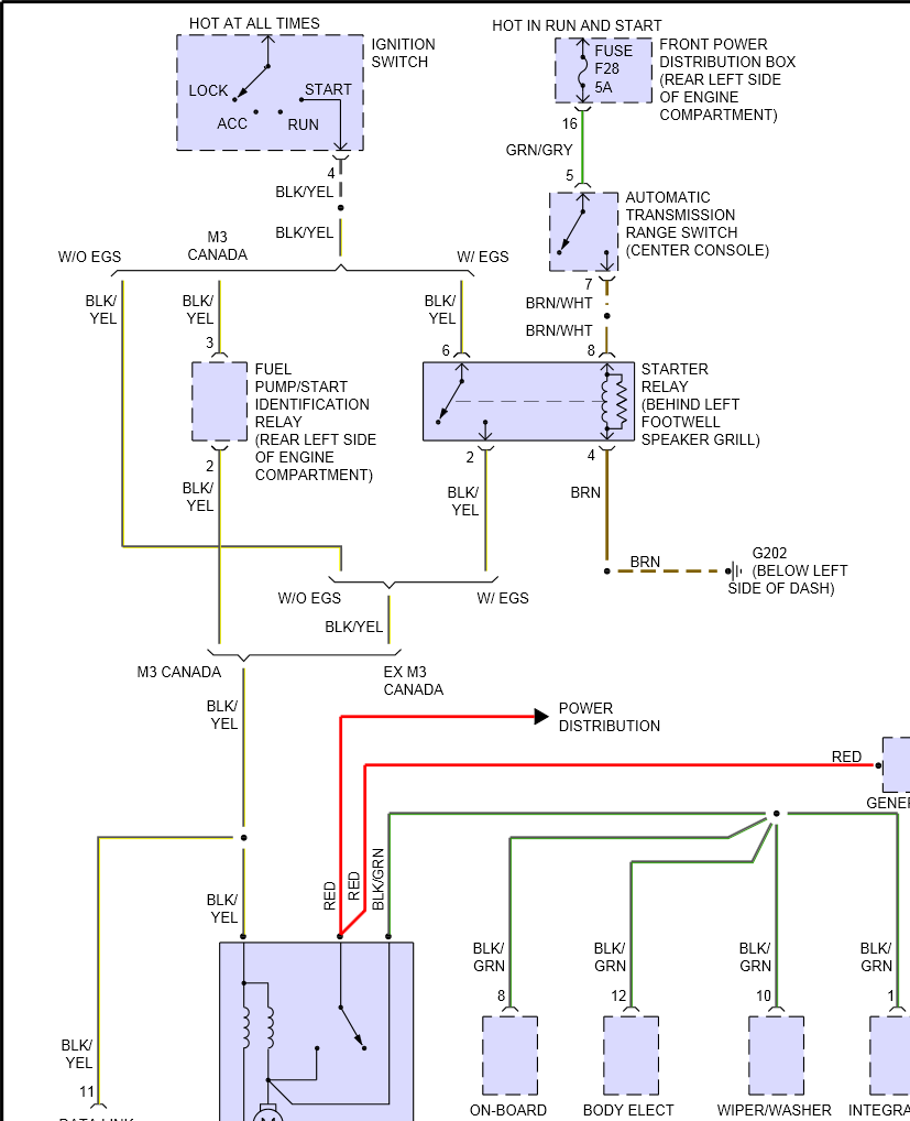 Ignition Key Left In Over Night On Position Battery Died Now E39 Ews Wiring Diagram Graphic