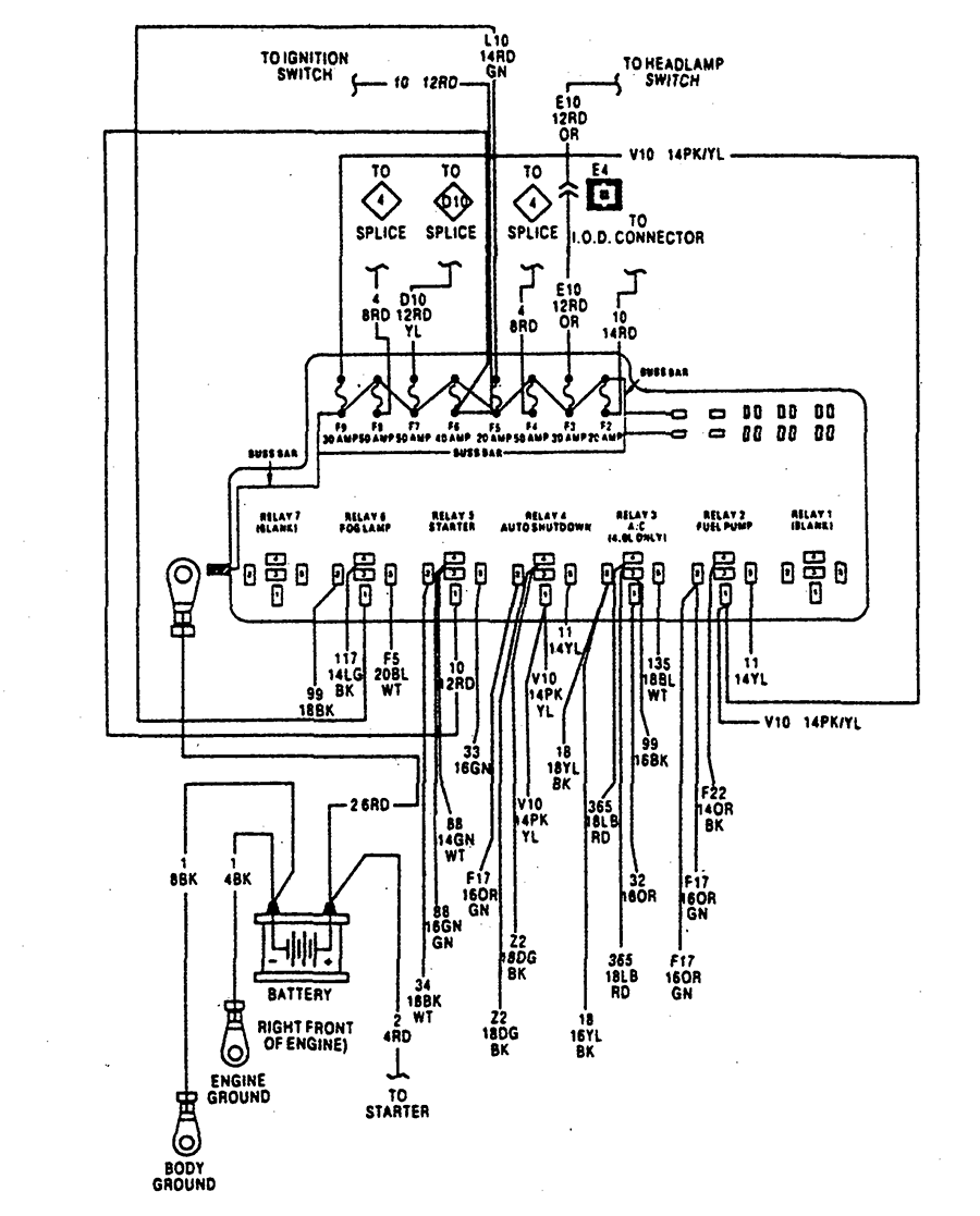 jeep cj7 ignition switch wiring diagram 1082  jeep  auto
