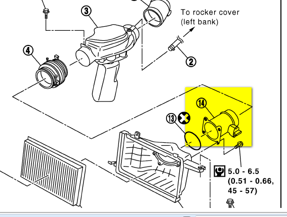 I Have A 2005 Infinitie G35 And I Have Code P1283 I Did Some Research And One Of The Possbilities Is A Dirty Maf Sensor