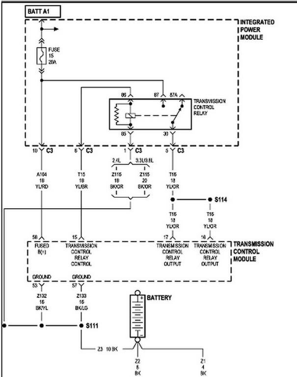 2002 dodge caravan wiring schematics i have a 2002 dodge grand caravan. the other night the ... #11
