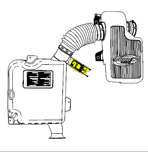 2004 Buick Rainier Camshaft: Where Is The IAT Sensor Located On A 2008 4.2 Trailblazer?