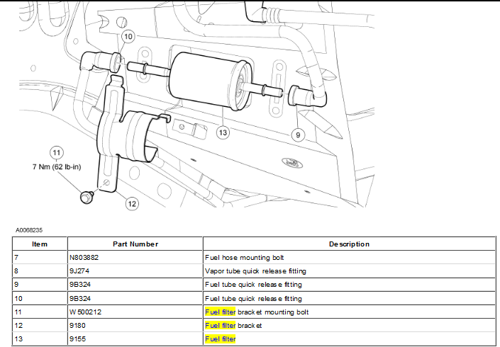 How Do I Change Fuel Filter Where Is It Located Diagrams A Plusrhjustanswer: 2005 Lincoln Navigator Fuel Filter At Gmaili.net