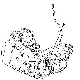 2004 pontiac grand am transmission dipstick